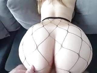 Big pawg booty doggystyle...