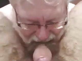 Daddy suck big dick