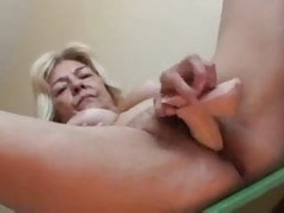 Granny loves to play