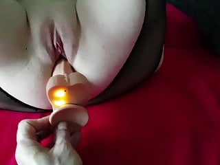 Granny 66 years weak view me her very good Pussy