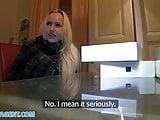 HornyAgent HD Big boobs blonde fucking a big cock