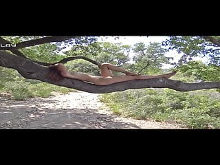 Nud the nature...