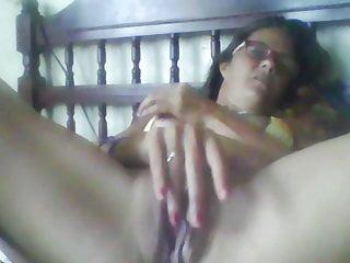 Explosive orgasm caught on camera...