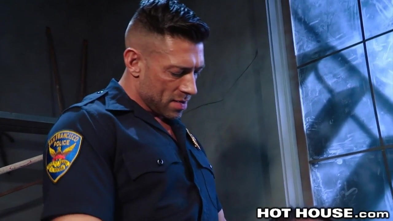 policias gays