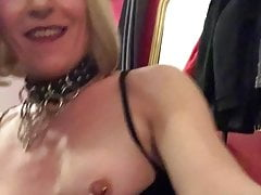 vicky with blond hair 1Porn Videos