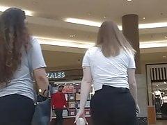 CANDID Mall Ass 1