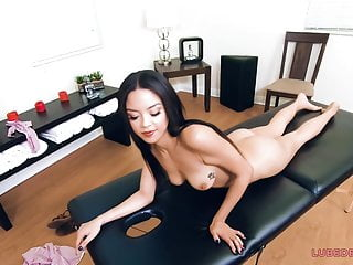 18yo Maya Bijou beautiful loves therapeutic massage