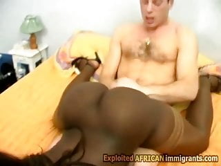 Loses herself in threesome...