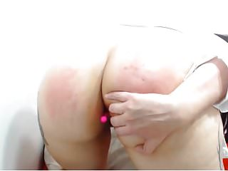 Latina spanking that ass...