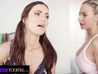 Shower threesome...
