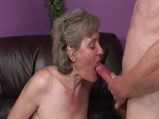 Grandmas is horny...
