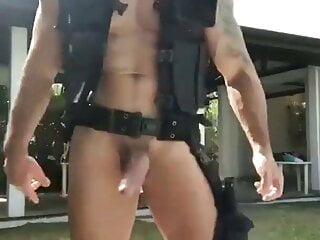 Muscle Cop Cock