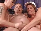 German Fat Milfs threesome Part 2