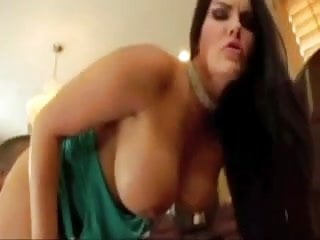 Hot slut with some huge tits gets nailed