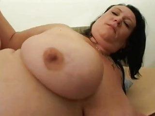 Obese chick fucks 1
