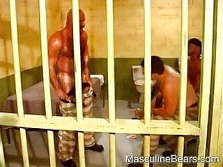 Orgy in prison...