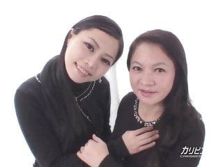 Yui Yabuki and Chiharu Yabuki :: milf and daughter 1
