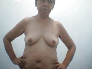 Philipina granny...
