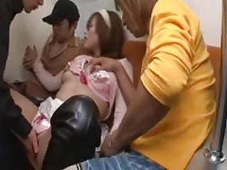 japonaises baisees dans le metro