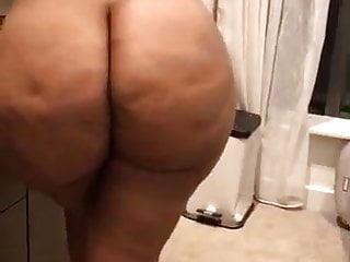 Immense Ass African Bitch