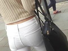 Nice Teen White Jeans