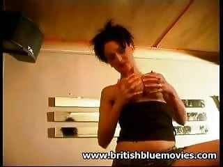 Donna Marie - British Slut in a Bar