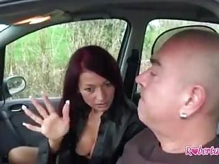 Scambisti in auto