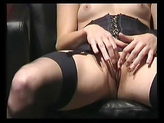 shaved pussy in nylons playingPorn Videos