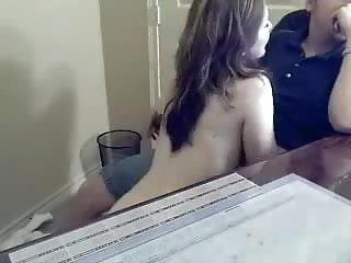 show blowjob