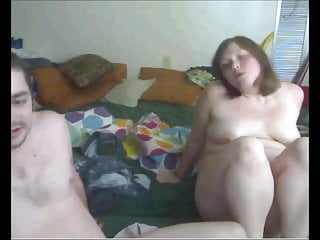 And her bf show off for friends...