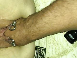 Dirty wife get fisted