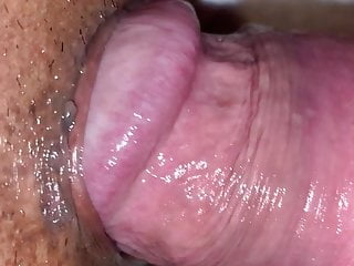 Huge cock married daddy loves  fucking my tight hole.