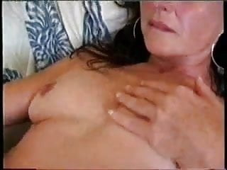 See my sexy mum fingering her pussy. Stolen video from dad PC