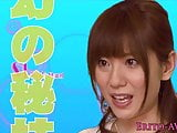 Yuma Asami squirting with cum on her face