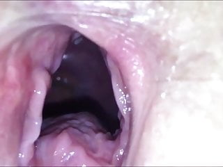 Intense pussy orgasm moaning amp screaming with cumshot...
