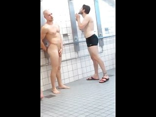 spy cam in gym showers 5
