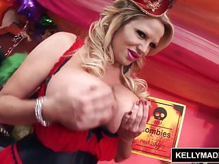 KELLY MADISON Pazza figa da clown