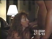Wife takes huge load to face