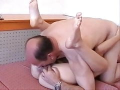 Stepdaddy Takes Well Care Of Teen Sexual Desires 70
