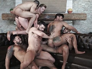 BB – Rico Marlon s Raw Uncut Orgy
