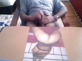 Me tributing my wife 039 pics while...