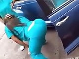 Nurse Twerking