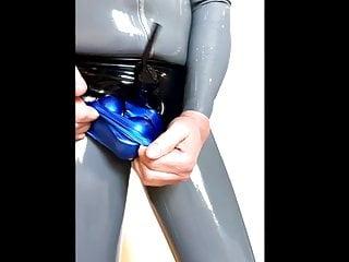 سکس گی PART 1  RUBBER BALL LAYERING (12) hd videos gay latex (gay) gay cbt (gay) bdsm  60 fps (gay)
