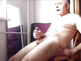Grandpa Cum Squirt