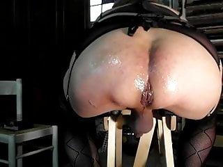 Master destroy ass of slut siisy one...