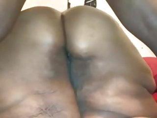 Black ssbbw bootyrub fingering backshots doggy...