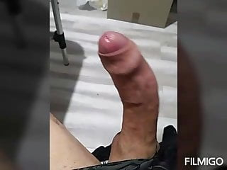 Big wet hard cock for all to suck