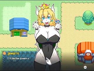 Oppaimon Hentai parody game Ep.5 Best nurse fuck pokemon
