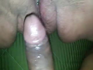 Fucking big fat wife in position...