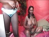 Nilou & MsAquafinuh's (Live Naked Webcams Show)